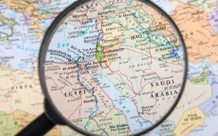 lung disease and Middle East