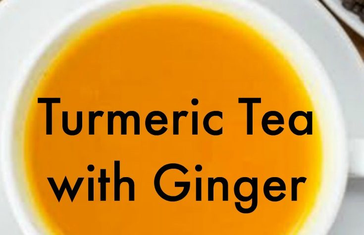 fall recipe turmeric tea