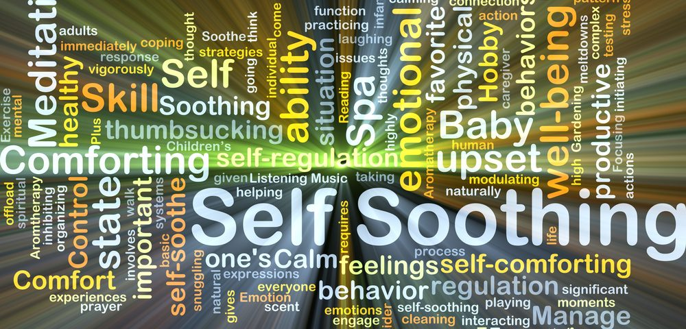 Learn to Calm, Soothe Yourself When Distressed by PF