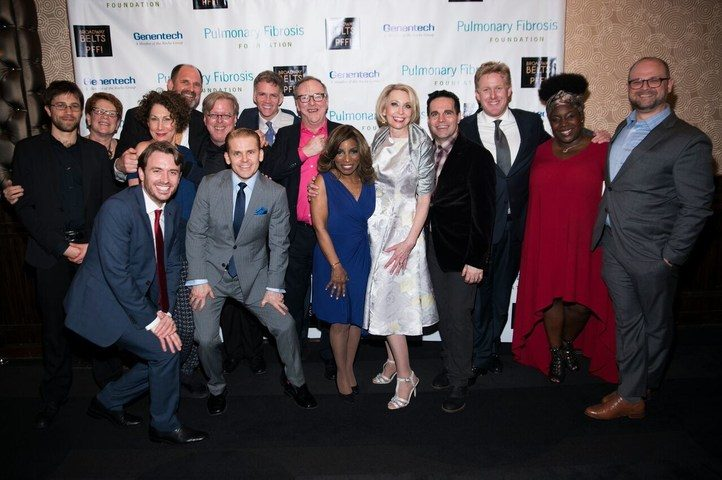 Actors Gather in New York for PF Fundraising Event: 'Broadway Belts for PFF!'